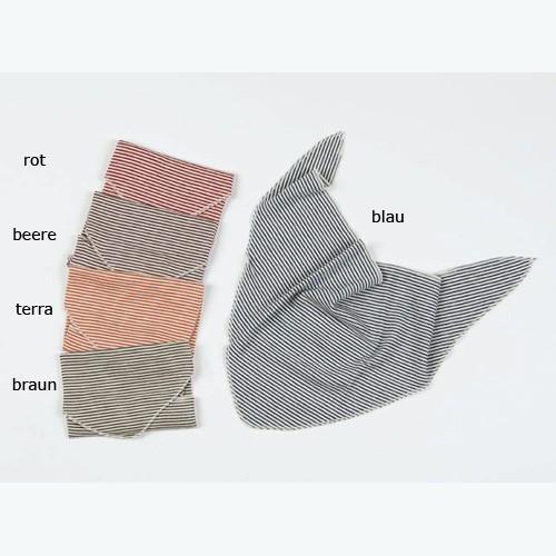 Lilano Ringel-Dreieckstuch, verschiedene Farben