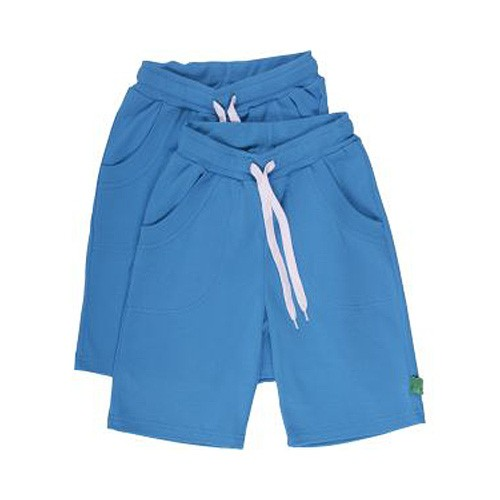 Freds World Alfa Shorts, 100% Baumwolle, blau