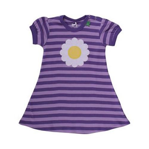 Freds World Baby Kleid mit Margeritenapplikation, 100% Baumwolle