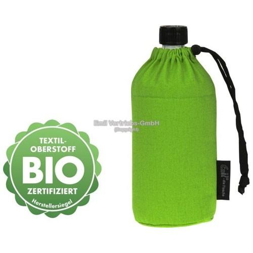 EMIL die Flasche, Design: BIO-Grün