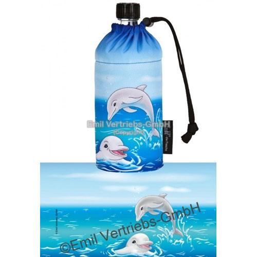 EMIL die Flasche, Design: Delfine