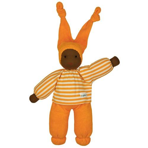 Keptin-Jr Spielpuppe Jessie, orange
