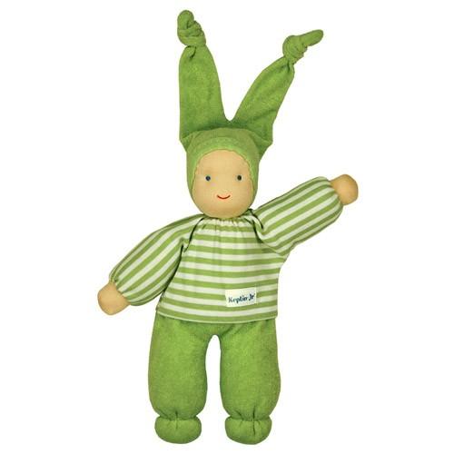 Keptin-Jr Spielpuppe Boyo, grün