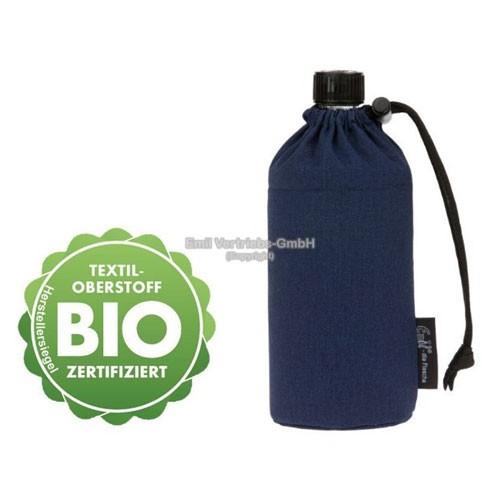 EMIL die Flasche, Design: BIO-Blau