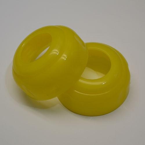 Schraubring, Classic 2er Packung, gelb