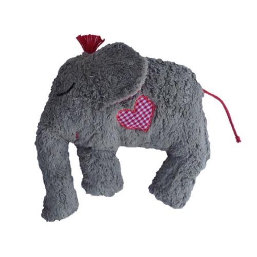 Pat & Patty Knister- und Rasseltier Elefant