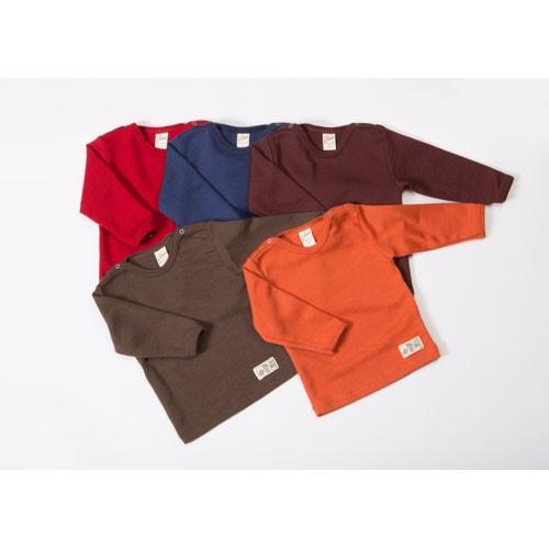 Lilano Shirt 1/1 – Arm, Wolle-Seide, verschiedene Farben