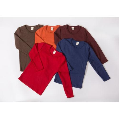 Lilano Unterhemd, Wolle-Seide, uni