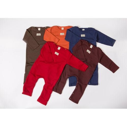 Lilano Anzug mit Beinumschlag, Wolle-Seide, verschiedene Farben