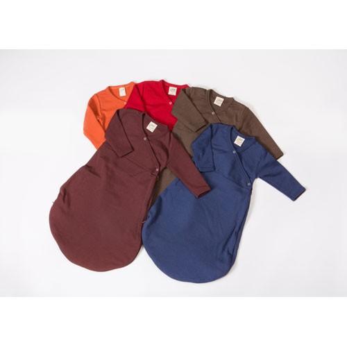 Lilano Wickelsack, Wolle-Seide, verschiedene Farben