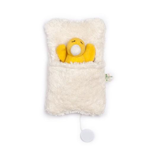 Küken-Spieluhr im Schlafsack