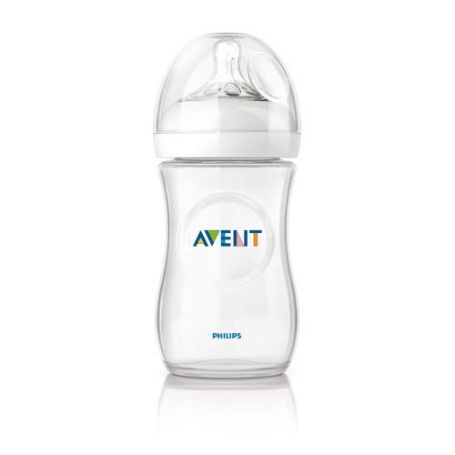 Philips Avent Naturnah-Flasche PP, 260ml, Einzel- und Doppelpackung