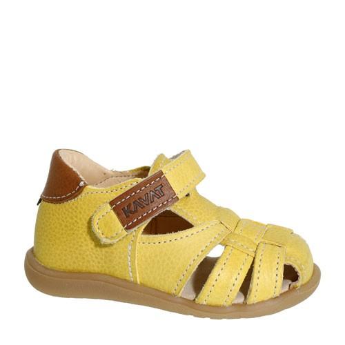 Kavat Rullsand Sandale, gelb