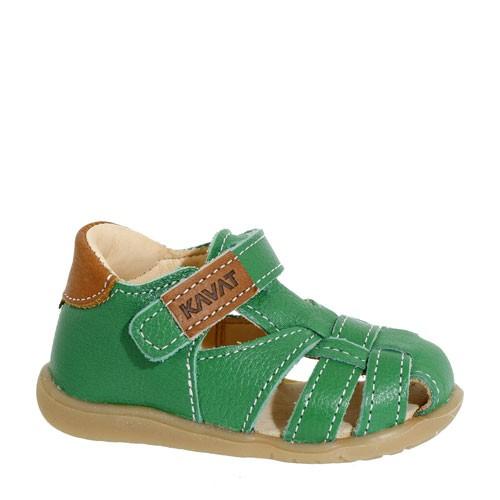 Kavat Rullsand Sandale, grün