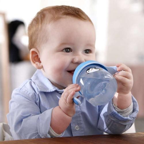 Philips Avent Becher mit Trinkschnabel, blau