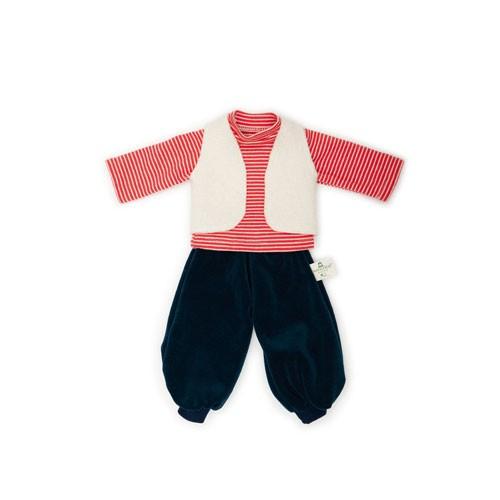 Schulkind Puppenkleidung