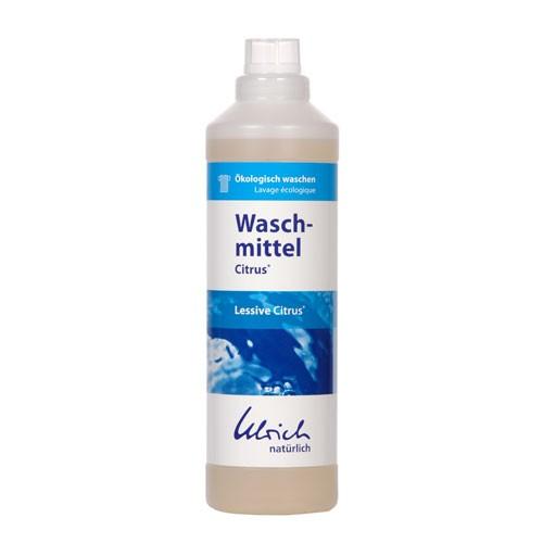 Ulrich Waschmittel, flüssig, Citrus