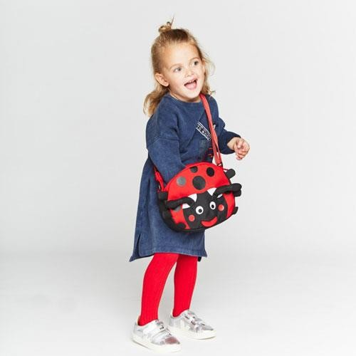 Affenzahn Kindergartentasche Maja Marienkäfer