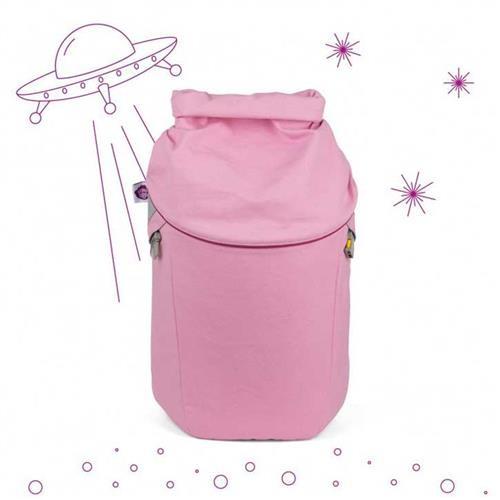 Affenzahn Rucksack Mummy Bag pink