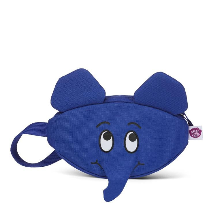 Affenzahn Bauchtasche WDR Elefant Blau