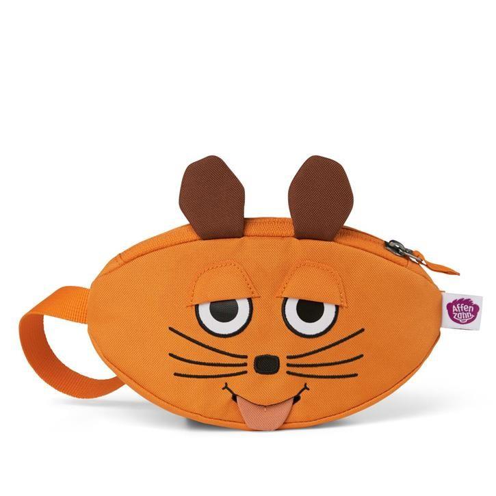 Affenzahn Bauchtasche WDR Maus Orange