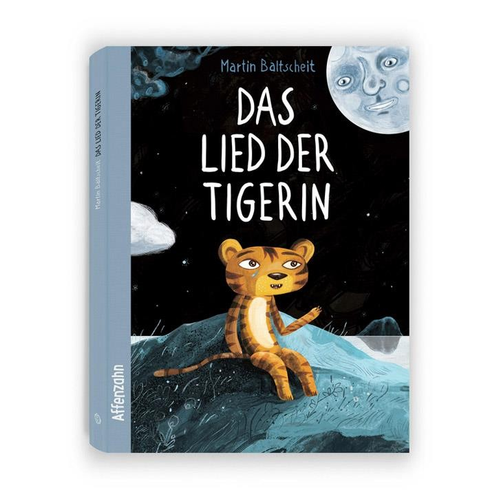 """Affenzahn Bilderbuch """"Das Lied der Tigerin"""" 44 Seiten ab 4 Jahren"""