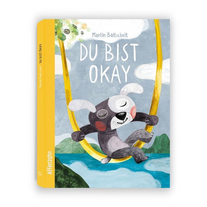 """Affenzahn Bilderbuch """"Du bist okay!"""" 44 Seiten ab 4 Jahren"""