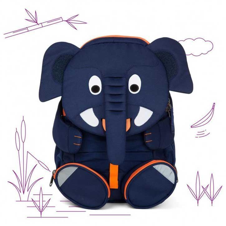 Affenzahn großer Rucksack Midi Elias Elefant