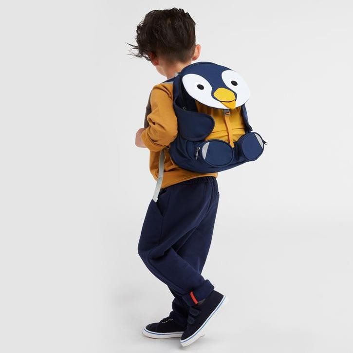 Affenzahn Großes Rucksäckchen Midi Polly Pinguin
