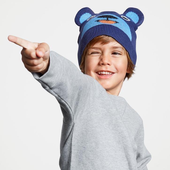 Affenzahn Kindermütze Bobo Bear
