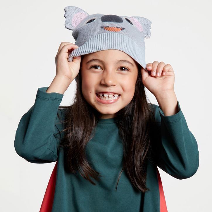 Affenzahn Kindermütze Karla Koala