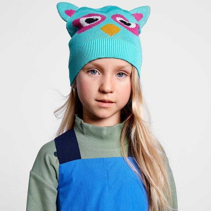 Affenzahn Kindermütze Olivia Owl