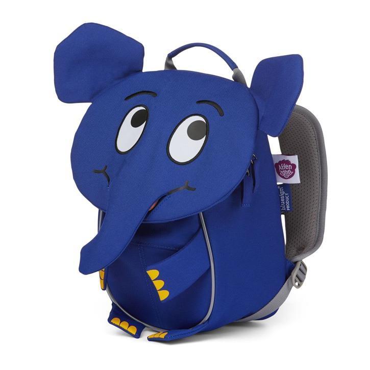 Affenzahn Kleiner Freund WDR Elefant Blau