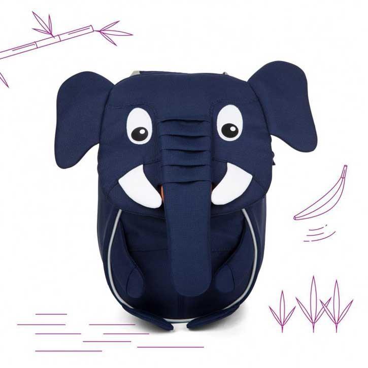Affenzahn kleiner Rucksack Mini Emil Elefant