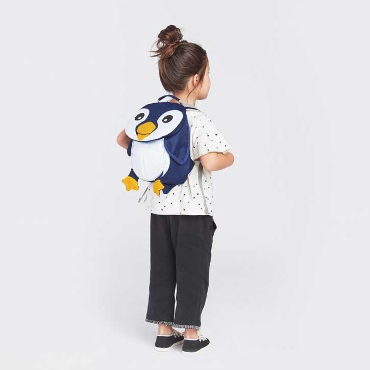 Affenzahn kleiner Rucksack Mini Pepe Pinguin