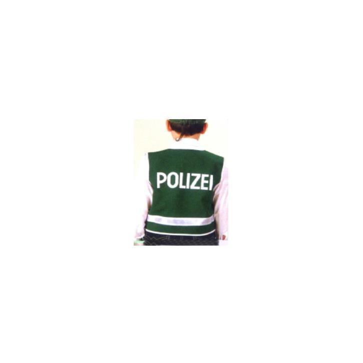Aurich 50208 Polizei-Weste,für Kinder 3 Gr.128