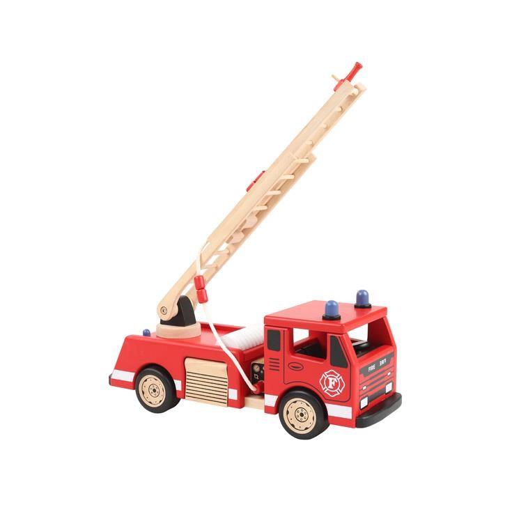 Aurich 88703 Feuerwehrauto 3 San 15021  45x16x25cm