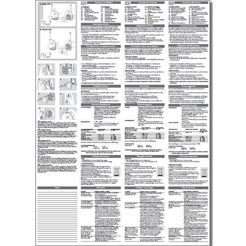 Benutzerhandbuch SCD361 - kostenloser Download