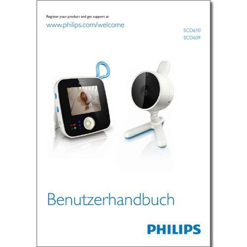 Benutzerhandbuch SCD610 - als Buch + CD-ROM