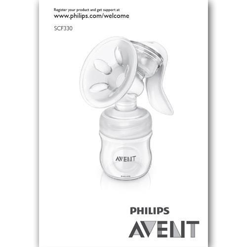 Benutzerhandbuch Naturnah-Handmilchpumpe - in gedruckter Form