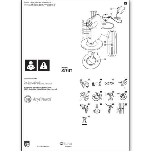 Benutzerhandbuch SCD 860 - kostenloser Download