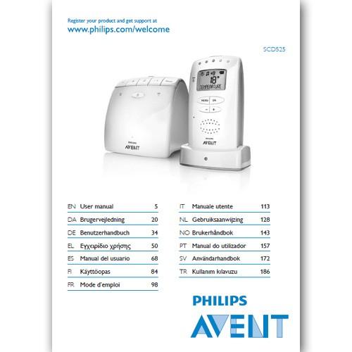 Benutzerhandbuch SCD525 - in gedruckter Form