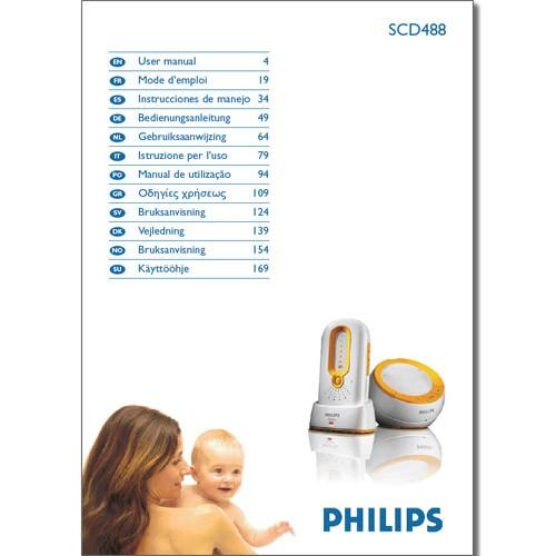 Benutzerhandbuch SCD488 - kostenloser Download