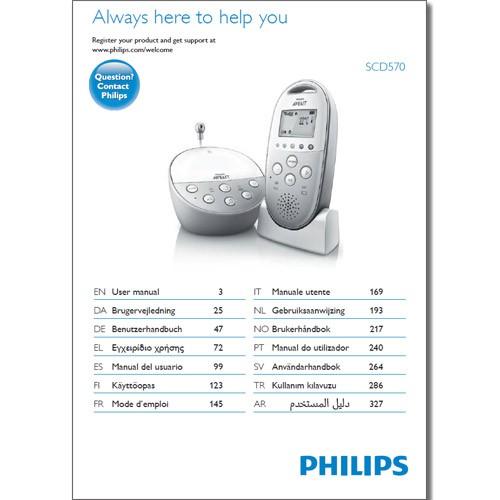 Benutzerhandbuch SCD570 - kostenloser Download