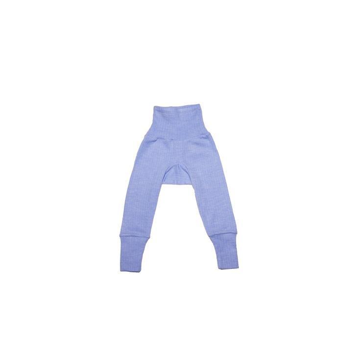 Cosilana Baby - Hose mit Bund blau 45% Baumwolle/35% Wolle/20%Seide