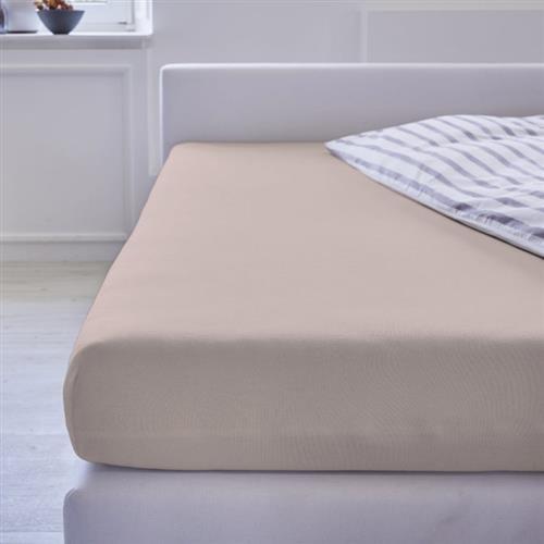 Cotonea Spannbezug Jersey / 60x120cm - 70x140cm / Rosa