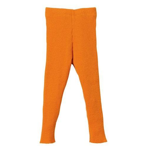 Disana Strick-Leggin, orange, 74/80