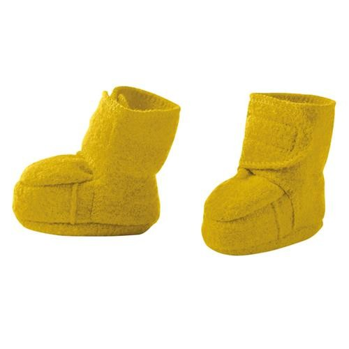 Disana Walk-Schuhe curry 100% bio-Schurwolle