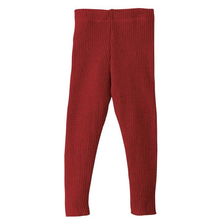 Disana Leggings bordeaux 100% kbT Schurwolle
