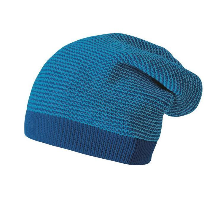 Disana Longbeanie marine/blau 03 100% kbT Schurwolle